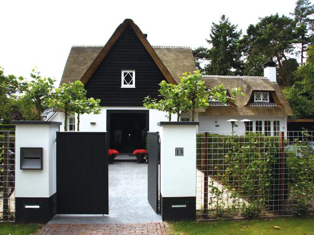 Project woonhuis met kelder