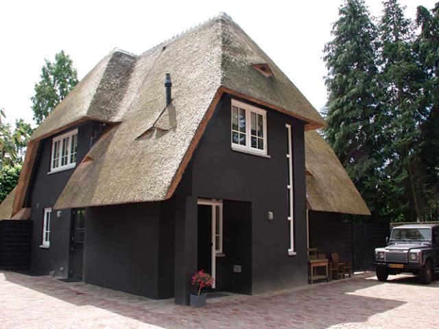 Nieuwbouw vrijstaande villa